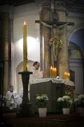Slavení eucharistie