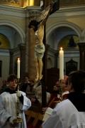 Uctívání kříže